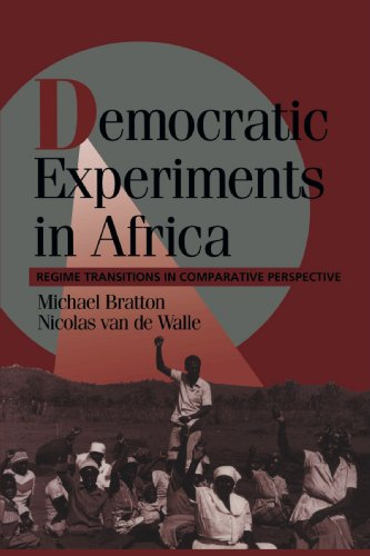 Democratic Experiments in Africa Paperback: Regime Transitions in Comparative Perspective (Cambridge Studies in Comparative Politics)