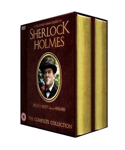 Sherlock Holmes - the Complete Collection [16 Disc Box Set] [UK Import]