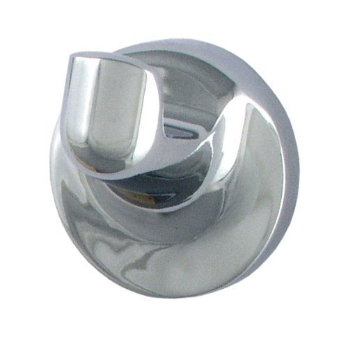 LDR 167 4761CP Tahoe Single Robe Hook, Chrome by LDR Industries -