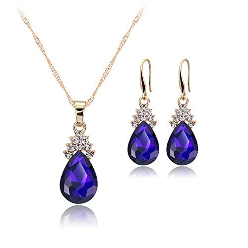 hosaire-necklace-earrings-diamond-water-droplets-elegant-women-jewellery-set-of-crystal-pendant-neck
