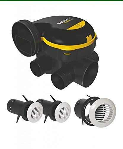 Aldes EasyHOME Auto + BIP - Kit depurazione aria e ventilazione (rif: 11026032)