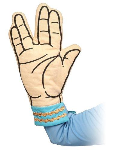 Unbekannt Star Trek Spock Ofenhandschuh–Live Long und nicht ihre Hände verbrennen