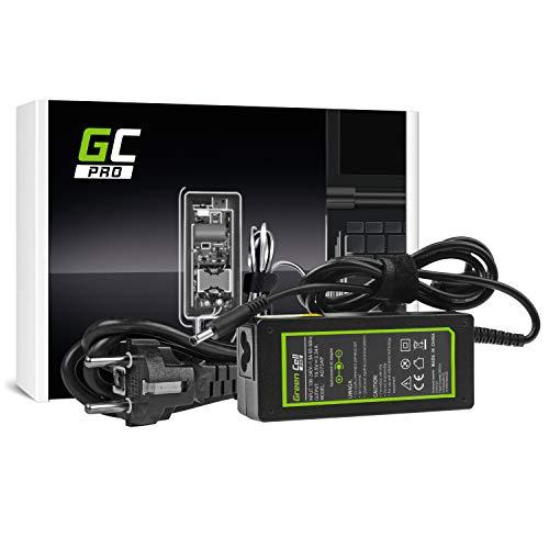 GC PRO Netzteil für Dell Vostro 3559 AMD R5 5459 Nvidia Inspiron 14 5458 15 3565 Laptop Ladegerät inkl. Stromkabel (19V 3.42A 65W)
