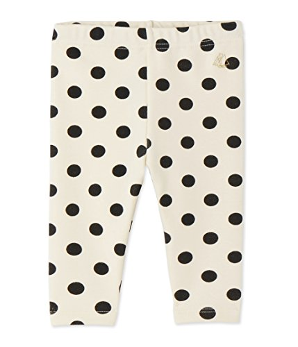 Petit Bateau Baby-Mädchen Legging, Mehrfarbig (Coquille/Capecod 94), 86 (Herstellergröße: 18m/81cm) (Petite-leggings)