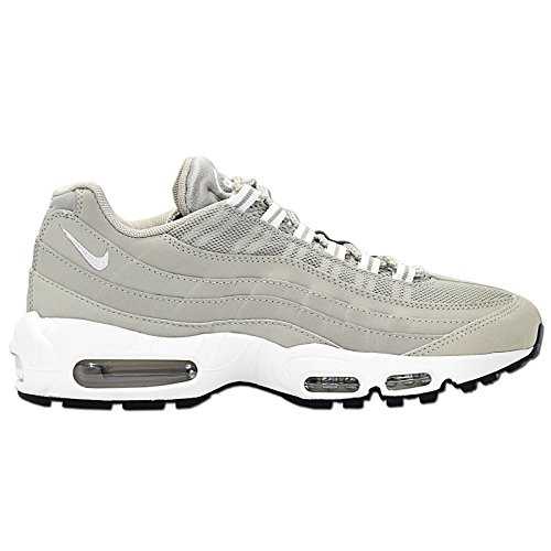 Nike - AIR MAX 95 - Runner - Low Top Sneaker - Grau / Weiß