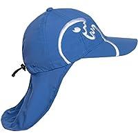 iQ-UV Casquette enfant 200 avec protection nuque, bonnet anti-UV