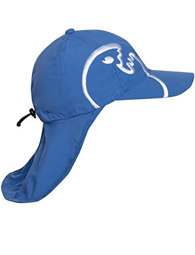 iQ-Company Cap IQ UV 200 und Neck Bites Dark-Blue, One size