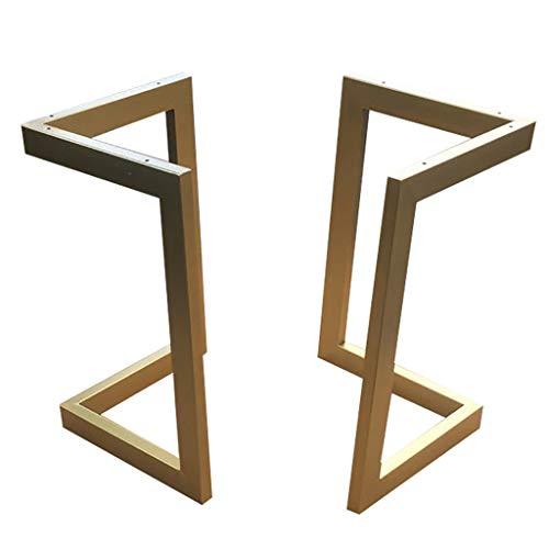 Table Legs V-FöRmige Tischbeine Aus Metall 2er-Set Esstischbeine Aus Stahl Computer-Schreibtischbeine Aus Stahl Bankbeine Im Landhausstil FüR Heimwerker MöBelbeine -
