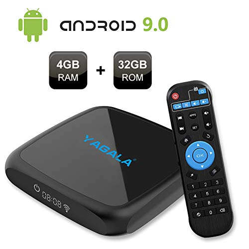 Android TV Box, M8S PRO L Android 7 1 2 Amlogic S912 Octa-Core 64bits 4K  Smart TV Box mit Bluetooth Voice Remote, 3GB RAM 32GB ROM, 2 4GHz und 5 GHz
