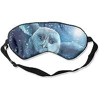 Amazing Animal White Owl Flying Into Water 99% Eyeshade Blinders Sleeping Eye Patch Eye Mask Blindfold for Travel... preisvergleich bei billige-tabletten.eu