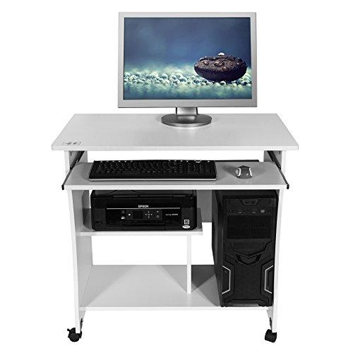 Las 20 mejores mesas de ordenador comodidad garantizada for Mesa ordenador amazon