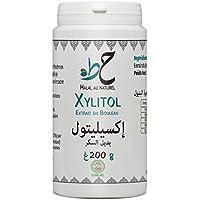 Xylitol Halal 200 g de poudre - Extrait de Bouleau