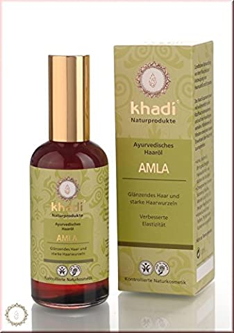 Khadi: Amla Haaröl (100 ml)