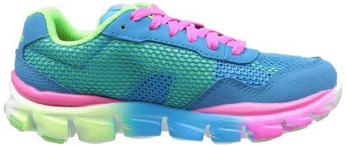 Skechers GO Run Ride Mädchen Sneakers Blue/Multi