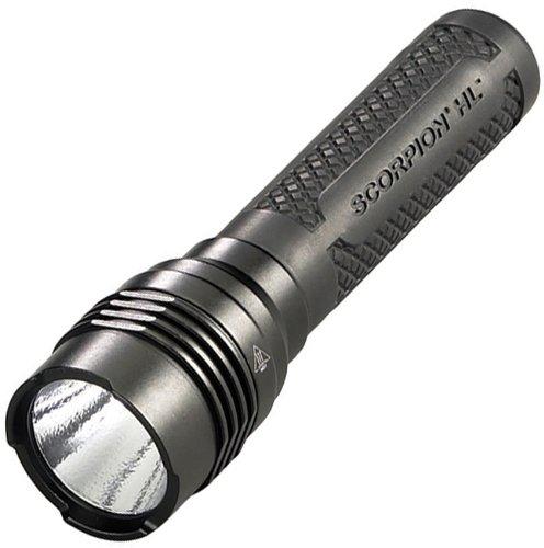 Streamlight 180 85400 Scorpion HL LED Taschenlampe, Schwarz Streamlight-pack