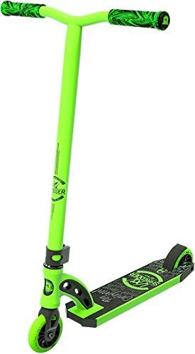 MGP Madd Gear VX8 VX 8 Shredder grün / schwarz Stunt Scooter Roller Kickscooter Tretroller Cityroller Stuntscooter