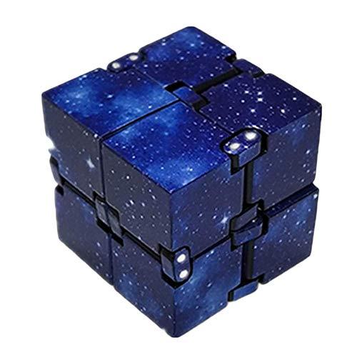 SAMTITY Wonder Cube Cubo Infinito Toy Adultos Niños