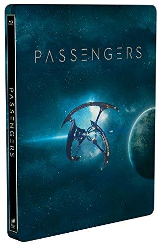 Pasangers Steelbook Blu-ray[2017]