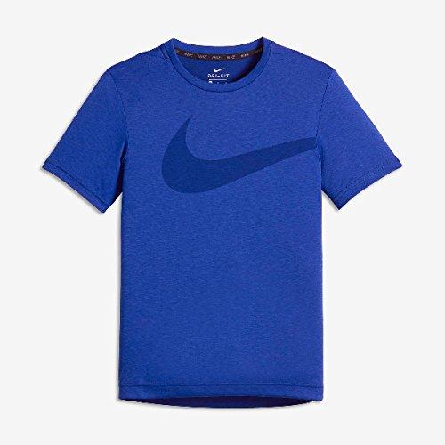 Preisvergleich Produktbild Nike Jungen Breathe Hyper Gfx T-Shirt, Pure Platinum, XS