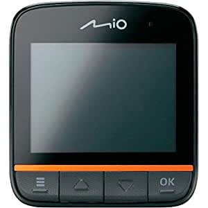 Mio MiVue 388 Autounfallkamera (Full HD, 6,1 cm (2,4 Zoll) Display, micro-SD Kartenslot, HDMI) schwarz