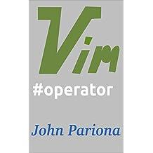 vim #operator (English Edition)