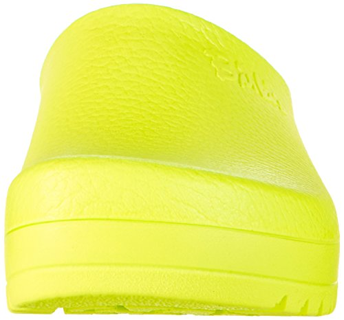 BIRKENSTOCK Super-Birki Damen Clogs Gelb (Neon Yellow)