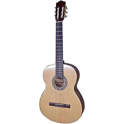Canigó GC-1M Guitarra clásica con funda incluida