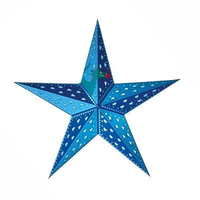 Papierstern starlightz brave prince von earht friendly auf Lampenhans.de