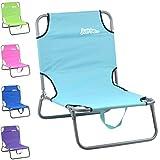 Best Beach Chairs - just be…® Beach & Garden Folding Sun Chair Review