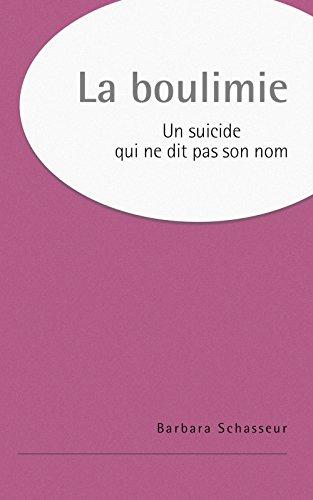La boulimie: Un suicide qui ne dit pas son nom