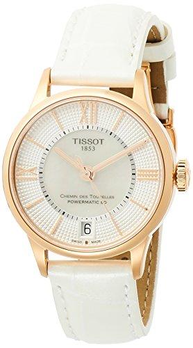 Tissot CHEMIN Des TOURELLES POWERMATIC 80 T099.207.36.118.00 Reloj Automático para Mujeres