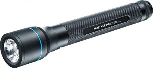Walther Uni Taschenlampe PRO Stablampen XL1000 max 1070 Lumen, mehrfarbig 325mm