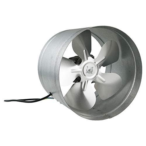 Dotto Inline ventilatore 250 millimetri zinco placcato ARW canalizzazione aspiratore industriale