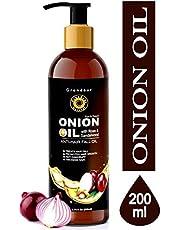Grandeur Onion Hair Oil For Hair Fall And Hair Growth With