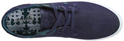 Boxfresh  STERN BCH CMBRY/SDE NVY/DP LKE, Baskets pour homme Bleu (Navy/Deep Lake)