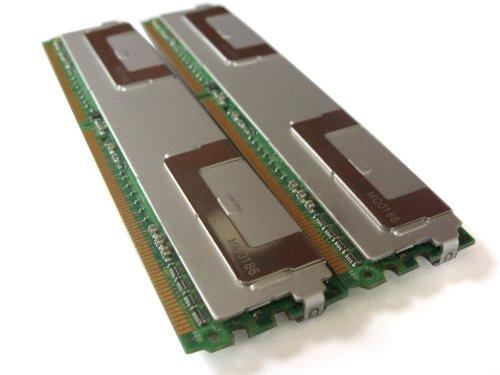 DIMM-Speicher, Hypertec 39M5791-HY (4 GB, voll gepuffert, PC2-5300, äquivalent zu IBM-Speichermodul) -