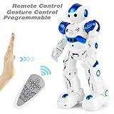 GotechoD Robot Jouet Enfant 3 6 Ans Garçon Fille,Programmable Robot...