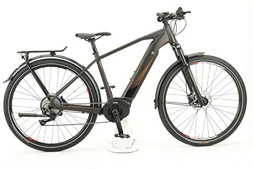 Focus Jarifa Active Equipped 13,8 Ah Herrenfahrrad 10 Gang Kettenschaltung braun matt Bosch