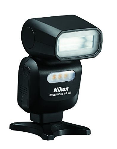 Affordable Nikon SB-500 Speedlight Flash Unit Review