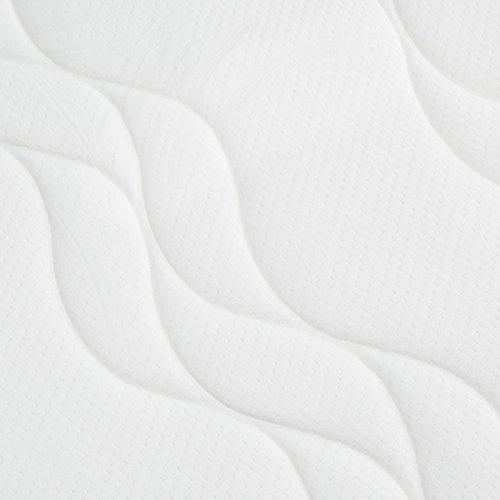 prezzo AmazonBasics – Materasso singolo extra comfort in memory foam a 7 zone, 90 x 190 cm