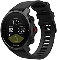 Polar Grit X - Rugged Outdoor Watch with GPS, Compass, Altimeter and Military-Level Durability for Hiking, Tra