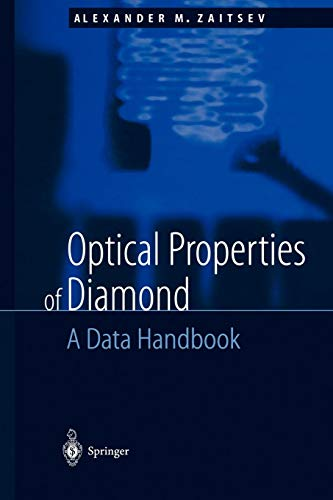 Optical Properties of Diamond: A Data Handbook