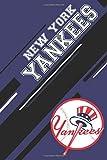 New York Yankees: New York Yankees Notebook & Journal   MLB Fan Essential   New York Yankees Fan Appreciation