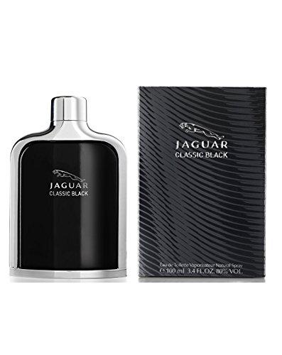 JAGUAR JAGUAR BLACK agua de tocador...