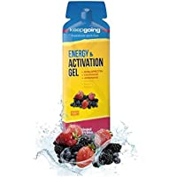 Gel Energético Energy & Activation Gel Keepgoing 24 x 32g Frutas del Bosque