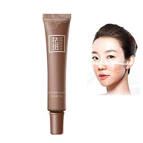 Cocohot Whitening cream Makellose Haut Faltencreme Dark Spots Corrector Moisturizing Sommersprossen Creme Sonnen Flecken Feuchtigkeitspflege...