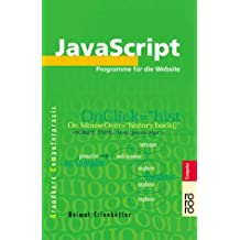 JavaScript: Programme für die Website