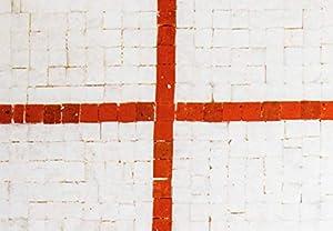 Trois petits points Kit de Mosaico de Tres pequeños Puntos, Modelo Completo de Inglaterra Maxi, 6192459600697, Universal