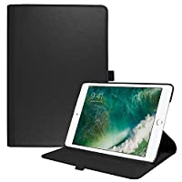 Fintie iPad Pro 10.5 Case - 360 Degree Rotating Stand Protective Cover with Auto Sleep / Wake Feature for Apple iPad Pro 10.5 Inch 2017 Tablet, Black