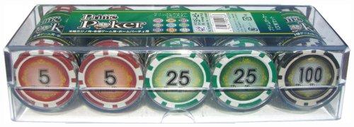 Prime Poker 100 pieces of set B (japan import)